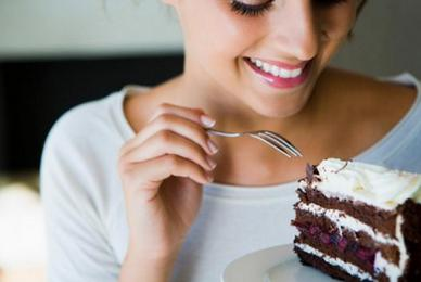 сладости от стресса