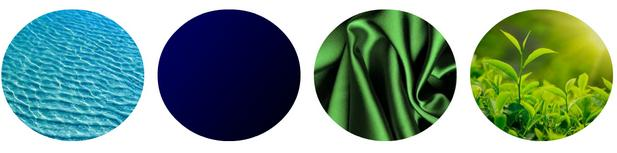 цветовая гамма зоны здоровья по феншуй