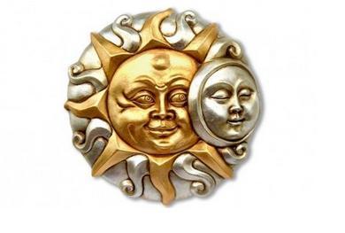 Амулет Солнце