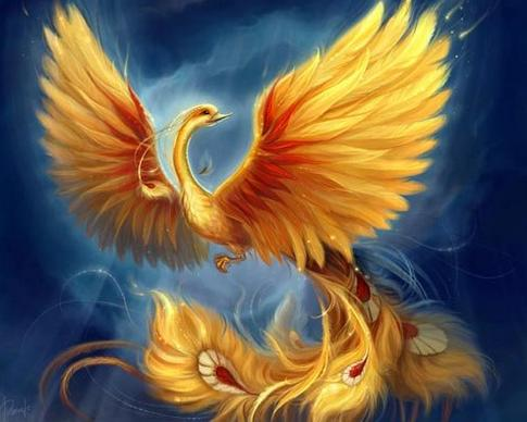 Символ Феникс