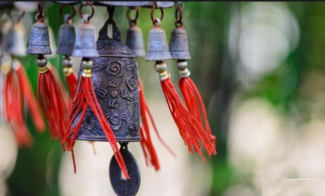 колокольчик символ благополучия
