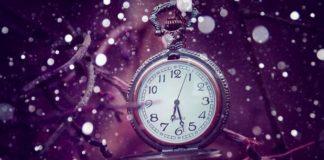 Магия чисел на часах