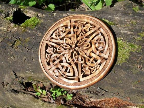 Энергетика кельтских амулетов