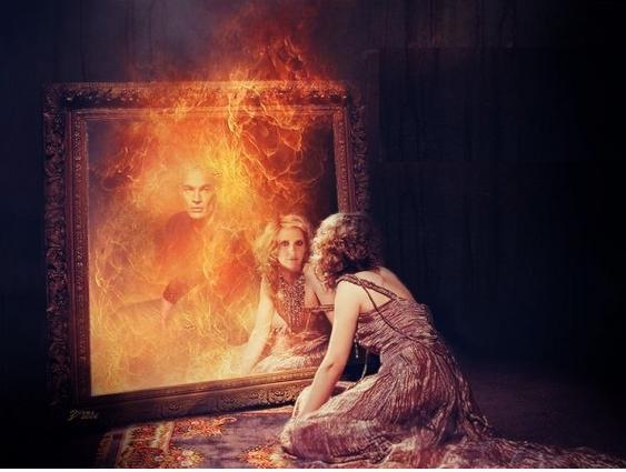 Зеркало и слезы
