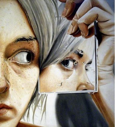 почему нельзя плакать и смотреть в зеркало