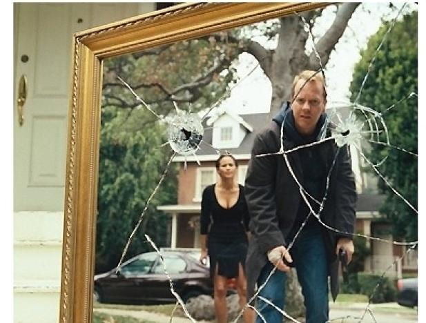 отражение в зеркале приметы