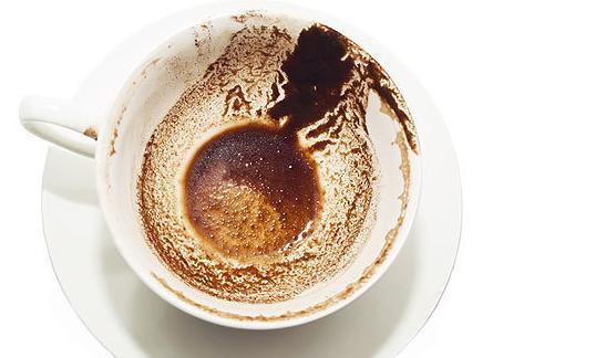 Толкование значений кофейной гущи