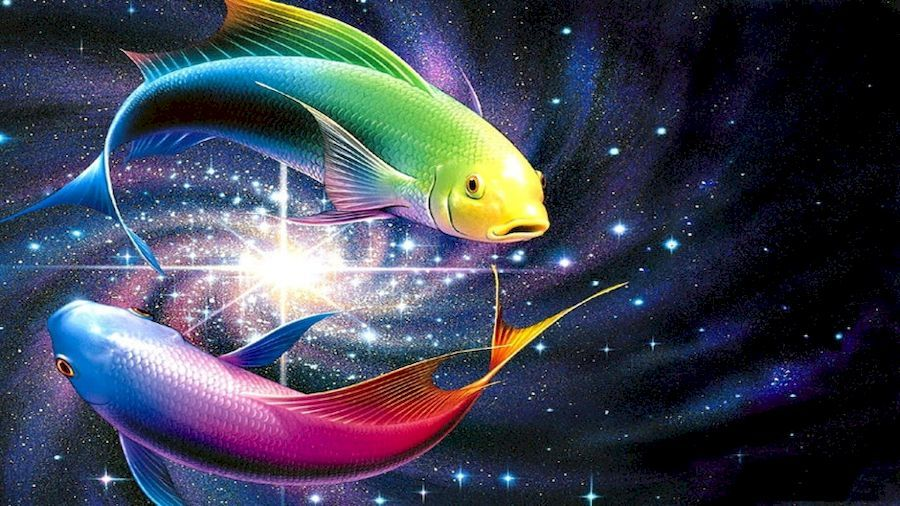 Рыбы знак Зодиака мужчина