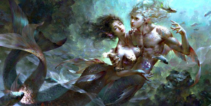 Союз Рыб и знаков водной стихии