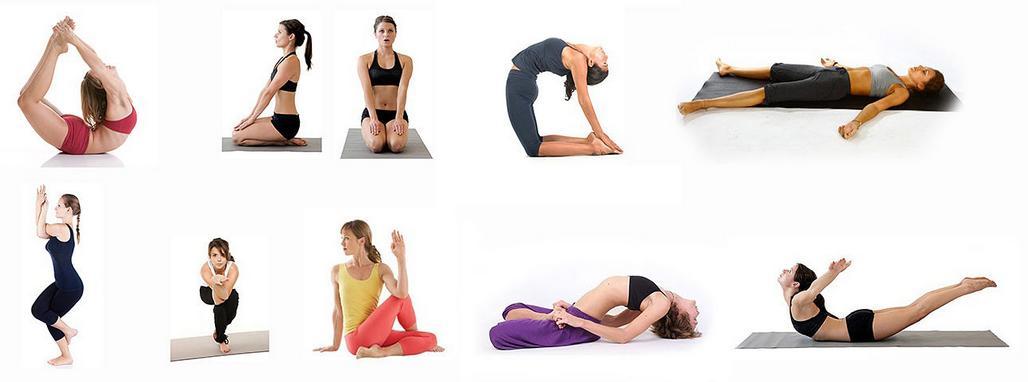 йога для похудения для начинающих в домашних условиях