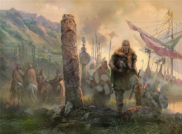 Северные Боги руны