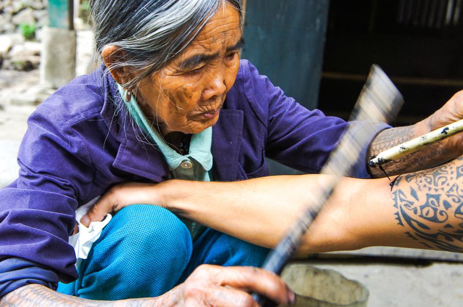 Происхождение татуировок значение