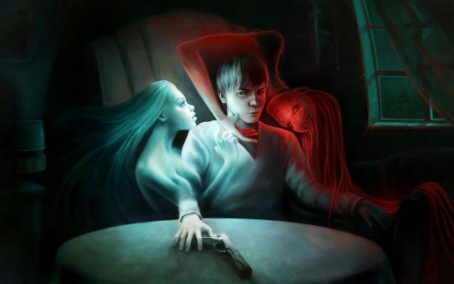 Как распознать вампира