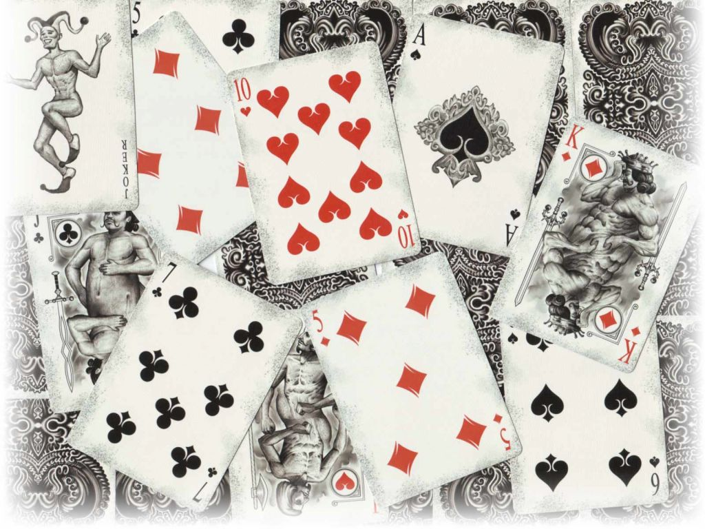 Краткое толкование игральных карт