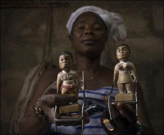 Кука Вуду магия Африки