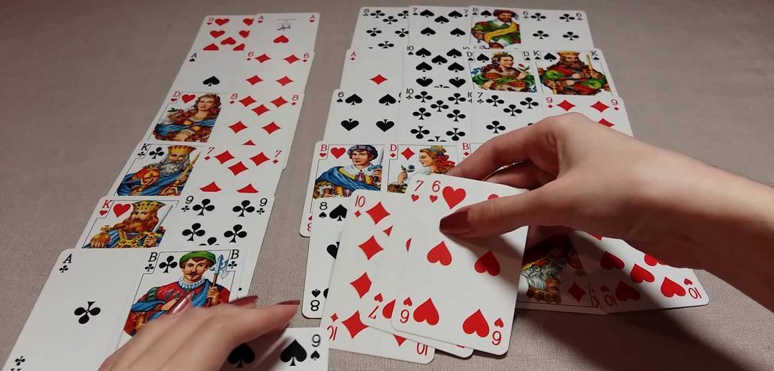 значение гадальных карт 36 сочетание карт при гадании