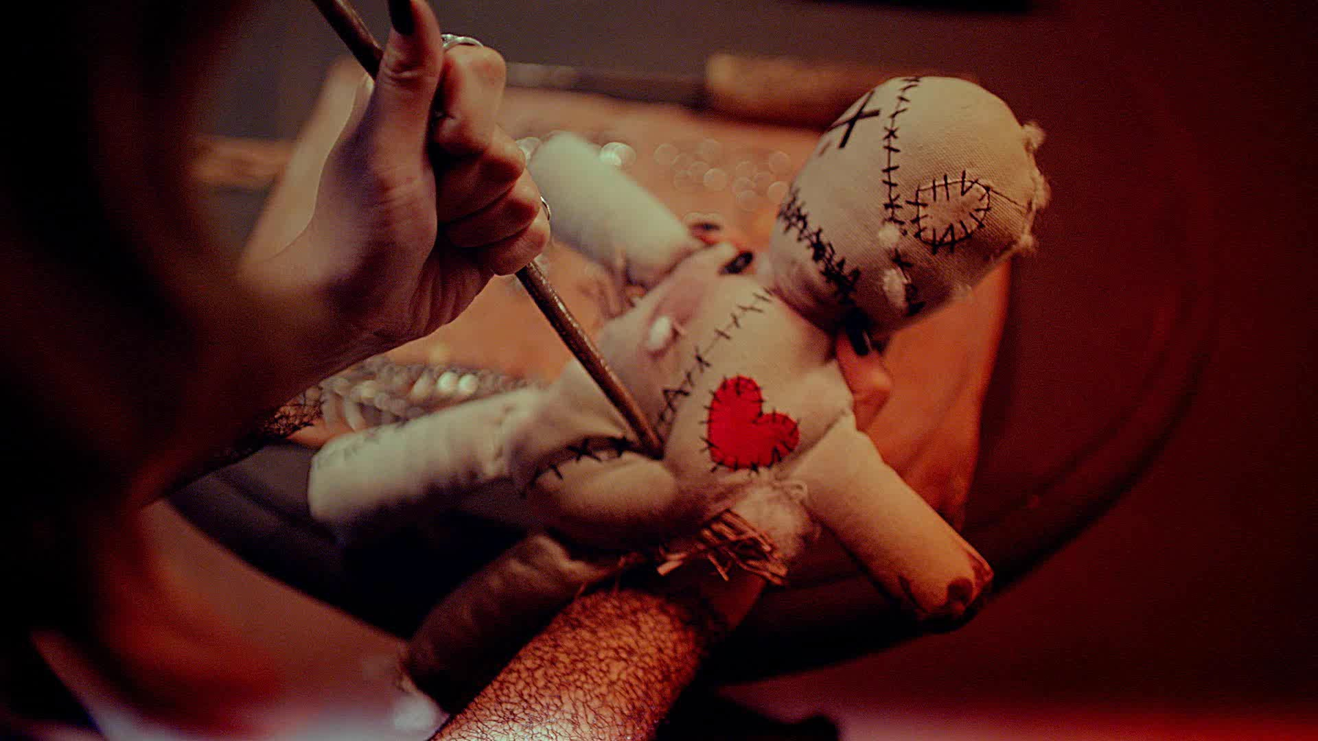 как сделать куклу вуду в домашних условиях