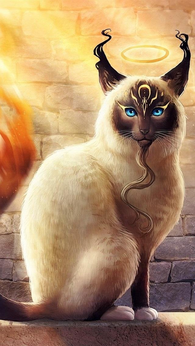кошки магия древний египет