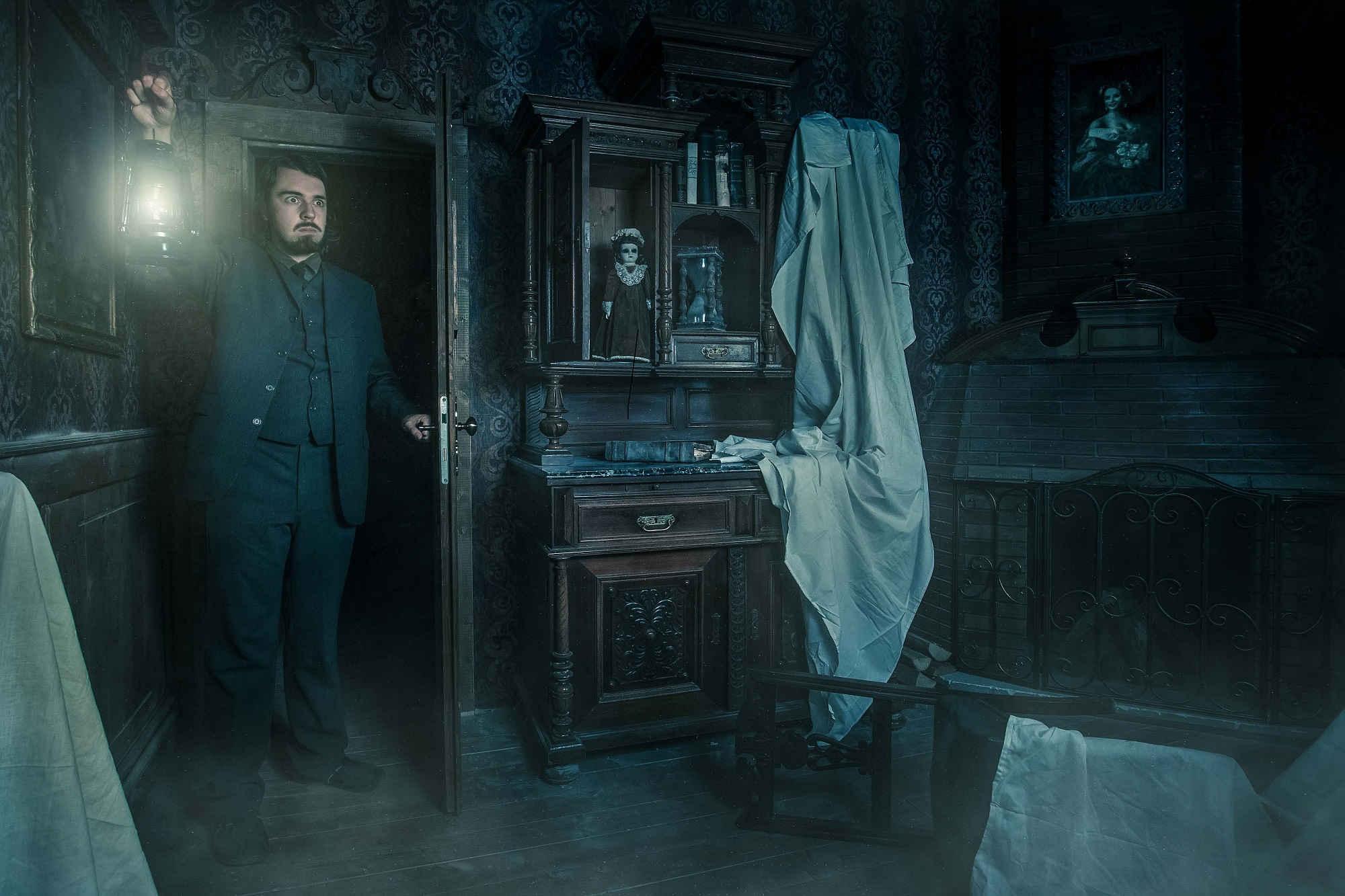 Приведения и призраки в реальном мире