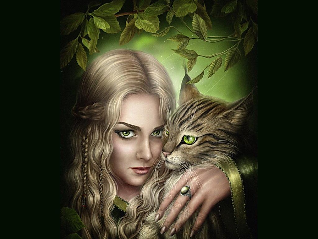 легенды про кошек