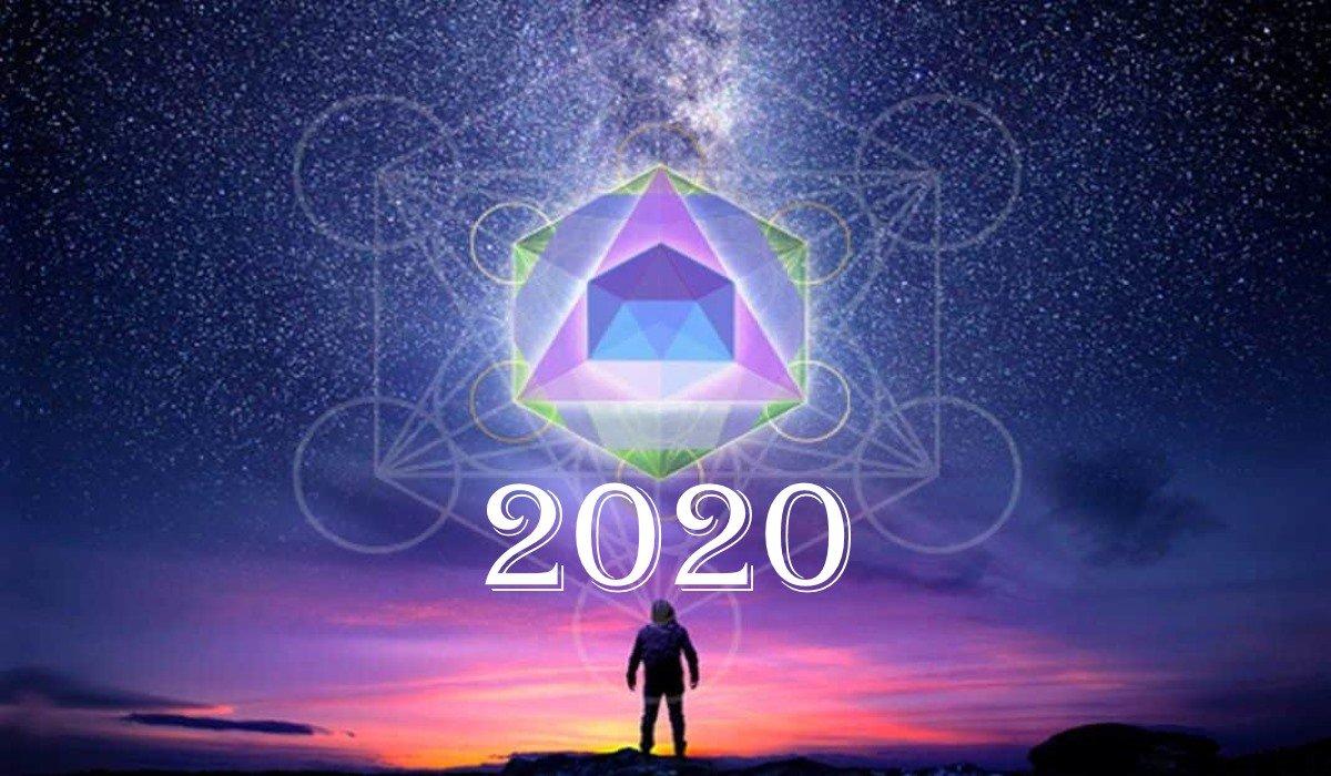 2020 нумерология