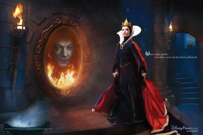 Зеркало магия
