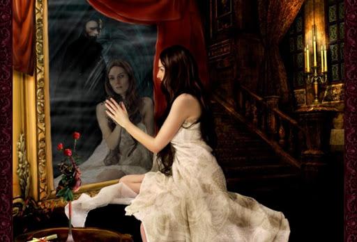 зеркало и магия