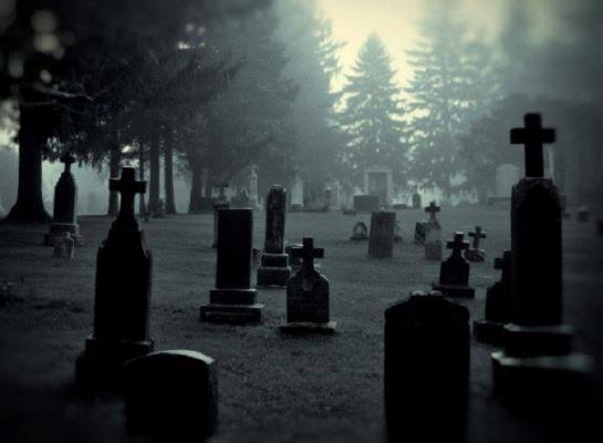 приметы о кладбище что нельзя делать